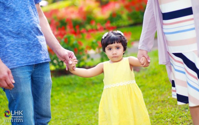 Baby Shanelle Turns Two : Family Shoot