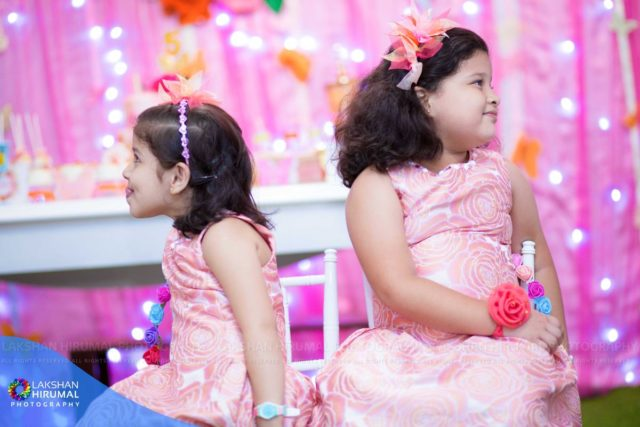 Devangee Turns Five : Birthday