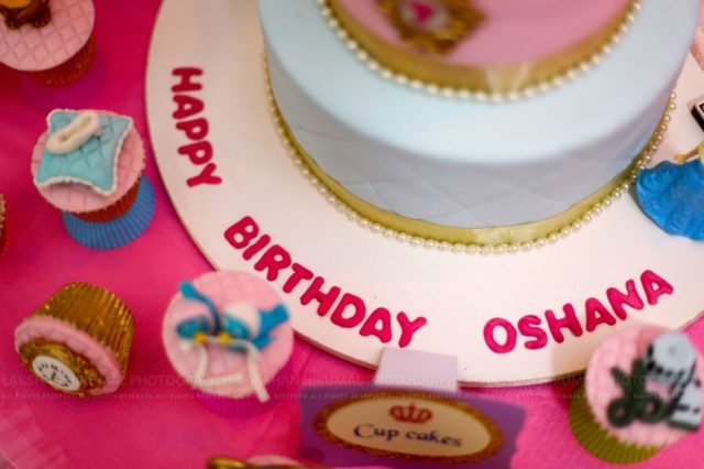 Oshana Turns Seven : Birthday