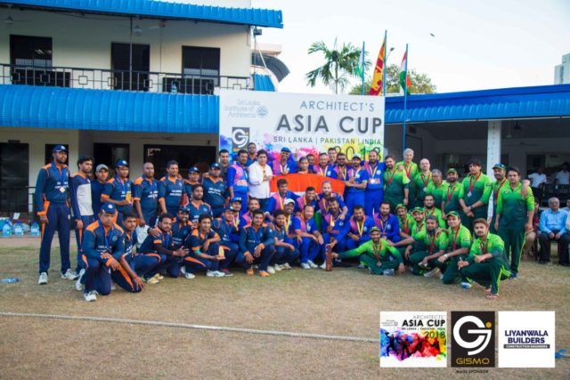 Architect Asia Cup Cricket Tournament