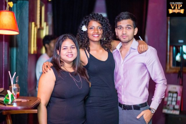 Colombo VIP Night at Flemingo
