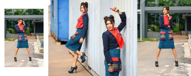 Designerwear Album Photoshoot – Udani